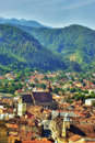 Brasov - Romania Royalty Free Stock Photo