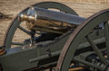 Brass Cannon Royalty Free Stock Photo