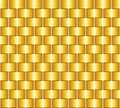 Brass mat texture Royalty Free Stock Photo
