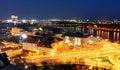 Bratislava panorama z hradu