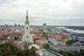 Bratislava panoráma