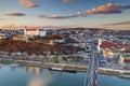 Bratislava, Slovakia. Royalty Free Stock Photo