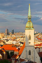 Bratislava. Royalty Free Stock Photo