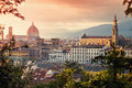 Brautiful Florence Royalty Free Stock Photo