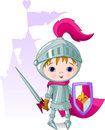 The Brave Knight Royalty Free Stock Photography