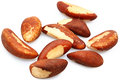 Brazil nuts Stock Photography