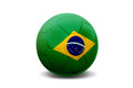 Brazilian  ball Royalty Free Stock Images