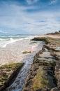 Brazilian Coastline Stock Photography