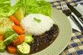 Brazílčan jedlo