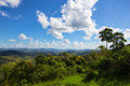 Brazilian tropical landscape Royalty Free Stock Photo