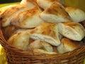 Bread Basket Close-up