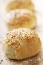 Bread buns Royalty Free Stock Photos