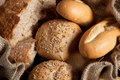 Bread closeup Royalty Free Stock Photo