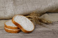 Bread in country style Royalty Free Stock Photo