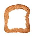 Bread Crust Royalty Free Stock Photo