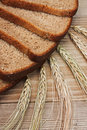 Bread and ears Royalty Free Stock Photography