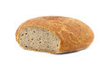 Bread isolated Royalty Free Stock Photo