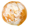 Bread loaf isolated Stock Photo