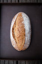 Bread loaf whole wheat of fresh Royalty Free Stock Photos
