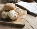 Bread Rolls Stock Photos