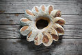 Bread Wreath For Holidays, Rus...