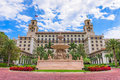The Breakers Hotel Royalty Free Stock Photo
