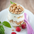 Breakfast cereals Royalty Free Stock Photo