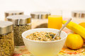 Breakfast cereals 1 Royalty Free Stock Photo