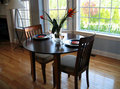 Breakfast Nook Royalty Free Stock Photography