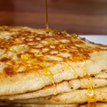 Breakfast Pancakes Royalty Free Stock Photography