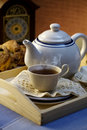 Breakfast Tea Royalty Free Stock Images