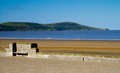 Brean Down near Weston-super-Mare Stock Photography