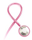 Breast cancer awareness Stock Image