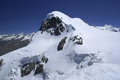 Breithorn m in pennine alps switzerland Royalty Free Stock Photos