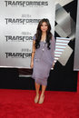 Brenda song the fallen arriving at transformers revenge of premiere at mann s village theater in westwood ca on june Royalty Free Stock Photos