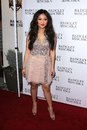 Brenda song at the opening of the badgley mischka flagship on rodeo drive beverly hills ca Royalty Free Stock Photo