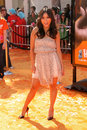 Brenda song at the world premiere of dr seuss horton hears a who mann village westwood ca Stock Photos