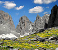 Brenta-Dolomites Italy Royalty Free Stock Photo