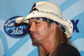 Bret michaels arrives at the american idol season finale nokia theater los angeles ca may Royalty Free Stock Photo