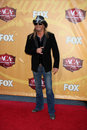 Bret michaels los angeles dec arrives at the american country awards at mgm grand garden arena on december in las vegas nv Stock Images
