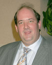 Brian baumgartner ritz carlton nbc tca press tour party pasadena hotel padadena ca january Royalty Free Stock Images