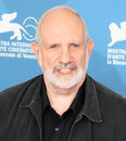 Brian de palma poses for photographers at th venice film festival on september in venice italy Royalty Free Stock Photo