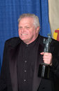 Brian dennehy actor winner of best male tv movie or miniseries actor award for death of a salesman at the th annual screen actors Stock Photos