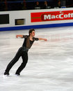 Brian Joubert (France) Stock Images