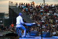 Brian mcknight lincoln ca august performs at thunder valley casino resort in lincoln california on august Stock Photos