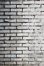 Brick background darker on the left and right brighter Royalty Free Stock Images