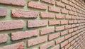 ฺฺbrick background old brick wall in Royalty Free Stock Photography