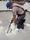 Brick Cutting