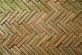 The brick flooring Royalty Free Stock Photo