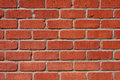 Brick and Mortar Wall Royalty Free Stock Photos